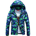 Новая Мода Капюшоном Зима Мужчины Вниз Пальто