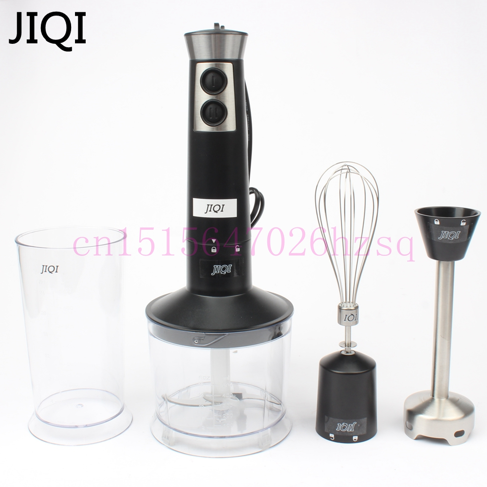 JIQI 220V 500W Multifunctional Household Electric Blender Egg Whisk ...