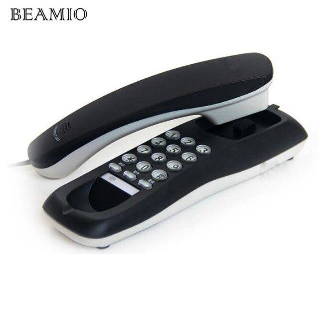 Hotel Rumah Kabel Telepon Telefon Dengan Bisu Ulang Jeda Mini
