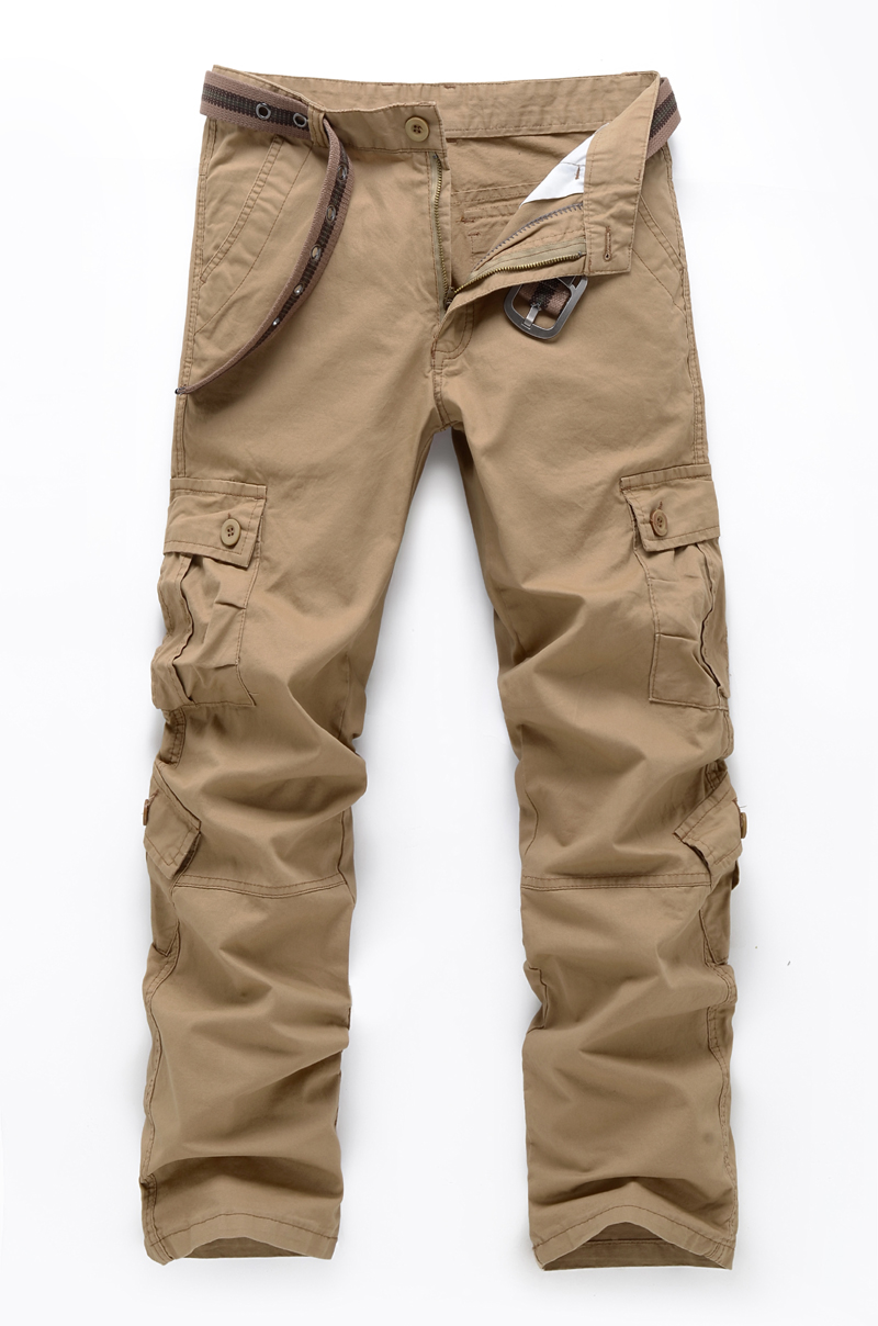 Hot New Fashion Tactical Lightweight Military Cargo Tactical Pants Male Casual Cotton Trousers Army Mens Cargo Pants 2018