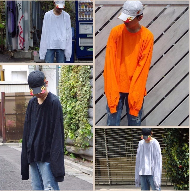 0e50788edd6290 Big Sleeve Loose Style Oversize Men Women Sweatshirt 2016 Winter Blank Pure Hip  Hop Mens Sweatshirts Cotton Hoodie Orange Green
