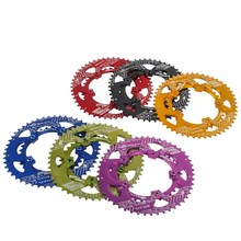 SNAIL Road Bike Chain Wheel 35-50T Al7075 CNC 110BCD Folding Bicycle Crankset