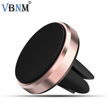 VBNM Car Holder Phone Holder air Vent Mount Stand  for Samsung iPhone  5 6 6s 7 GPS Bracket Stand Support Mobile Holder Stand