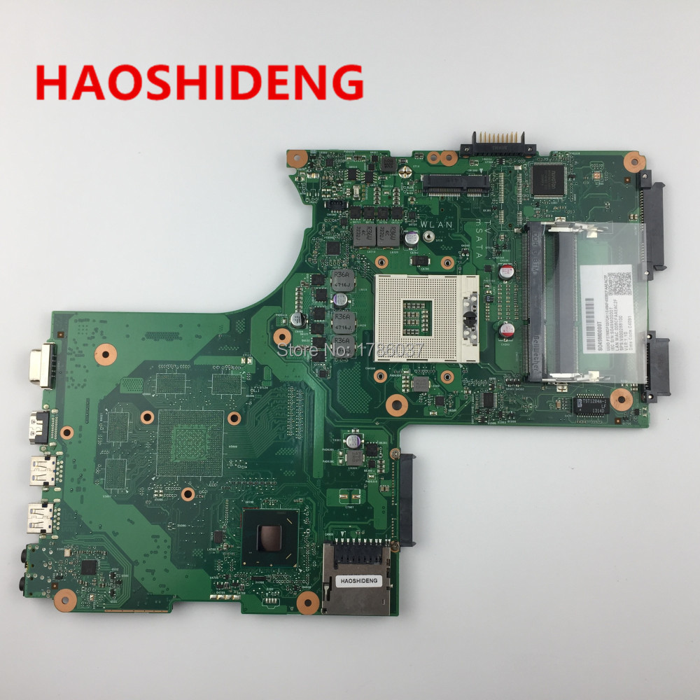 V000288100 GL10FG-6050A2492401-MB-A03 for Toshiba Satellite P870 P875 motherboard,All functions fully Tested! v000138700 motherboard for toshiba satellite l300 l305 6050a2264901 tested good