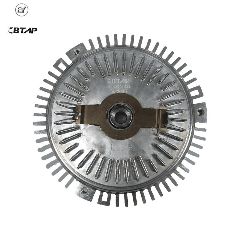 BTAP Engine Cooling Fan Clutch for Mercedes Benz W124 W126 260E 300E 300TE E320 300 1032000322 103 200 03 22 1032000422 New