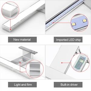 Image 5 - Warll  Lamp Waterproof LED Mirror Light 4000K Natural White Mirror Cabinet Light Bathroom Lighting