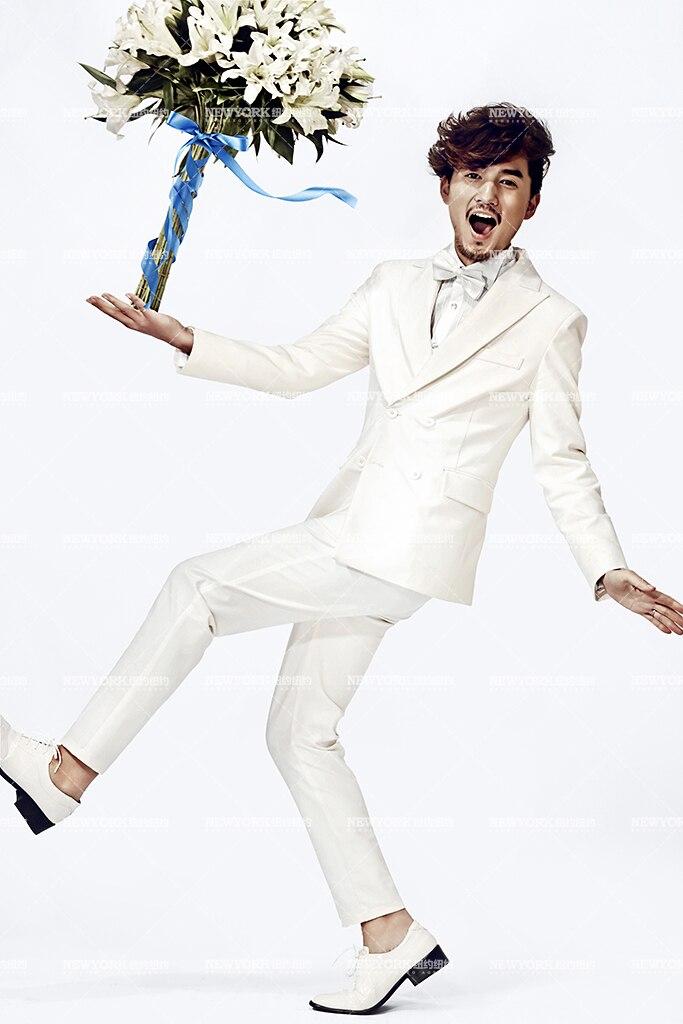 Parti Color Marié The Picture Mâle Mariage Blanc Mode Hommes Smoking De Costumes Formelle D'affaires Blazers Marque Luxe Bal U7xSOOFqTw