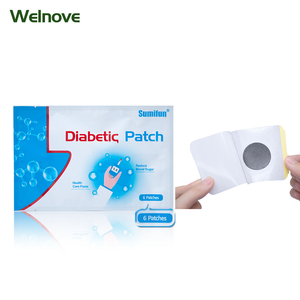 6Pcs Diabetes Patch Reduce High Blood Sugar Diabetes Patch Medications Natural Herbs Diabetic Plaster K03201