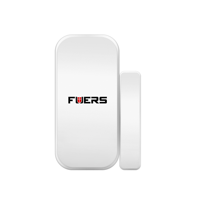 Fuers X2 Easy control home office alarm system with Door/Window Sensor and Motion Detector