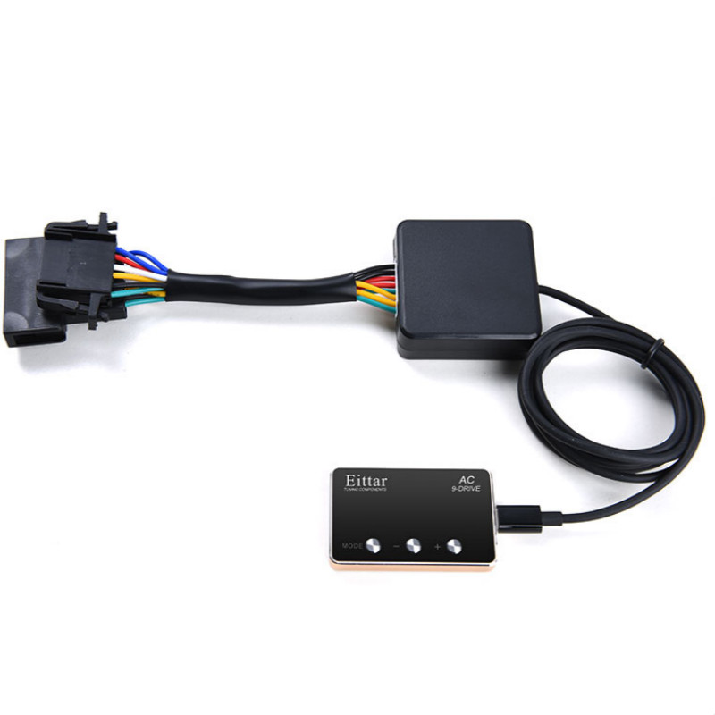 Automobile Electronic throttle controller Car Gas Pedal Accelerator Commander Car Styling For HYUNDAI GENESIS ALL ENGINES