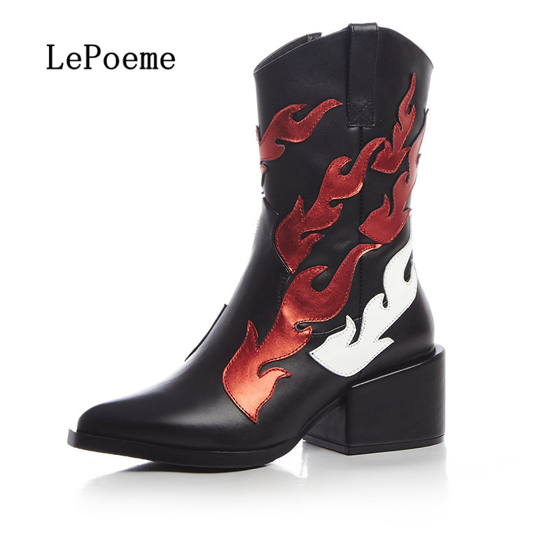 Compare Prices on Women Leather Work Boots- Online Shopping/Buy