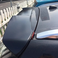 MONTFORD Car Styling For Suzuki Vitara 2016 ABS Plastic Unpainted Primer Color Tail Wing Rear Boot Trunk Spoiler Auto Part 1Pcs