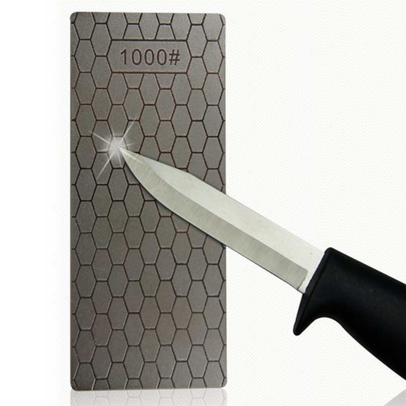 Newest Professional Thin Diamond Knife Sharpening Stone Whetstone Disc in Sharpeners from Home Garden