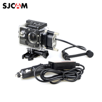 Lbkapa-carcasa de carga para SJCAM SJ4000 Series, carcasa impermeable para motocicleta, SJ Cam SJ4000 SJ4000 WIFI, accesorios para cámara
