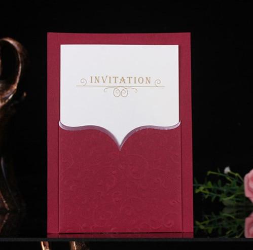 font b free b font shipping 50pcs lot elegant win red wedding font b invitation popular birthday invitations free buy cheap birthday invitations,Customize Invitations Free