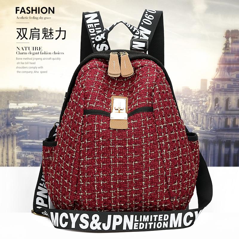 2019 New Women Emoji Shoulder Bag Best Travel Women Backpack Female Printing Waterproof School Knapsack mochila Bagpack Pack 8