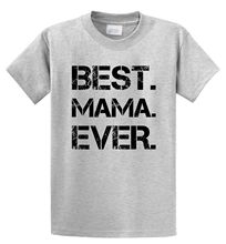 Printed T Shirts Online  Short Sleeve Zomer Crew Neck Design Besmama Ever Cute MotherS Day Mom For Men