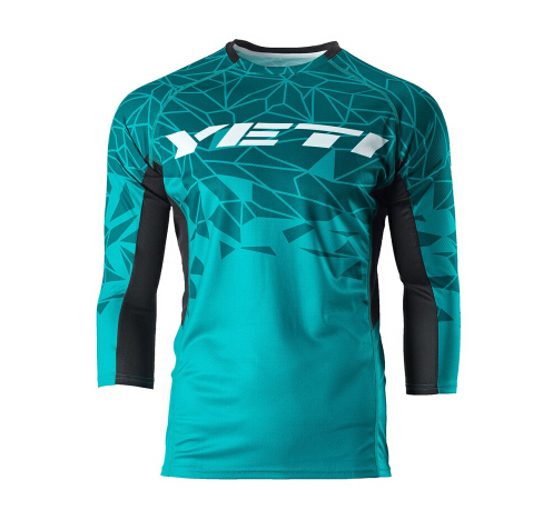 70%sleeves Multi-color YETI Downhill Cycling Jerseys Custom Cycling DH Downhill MTB/BMX Jerseys Motorcycle Motocross Clothing 5