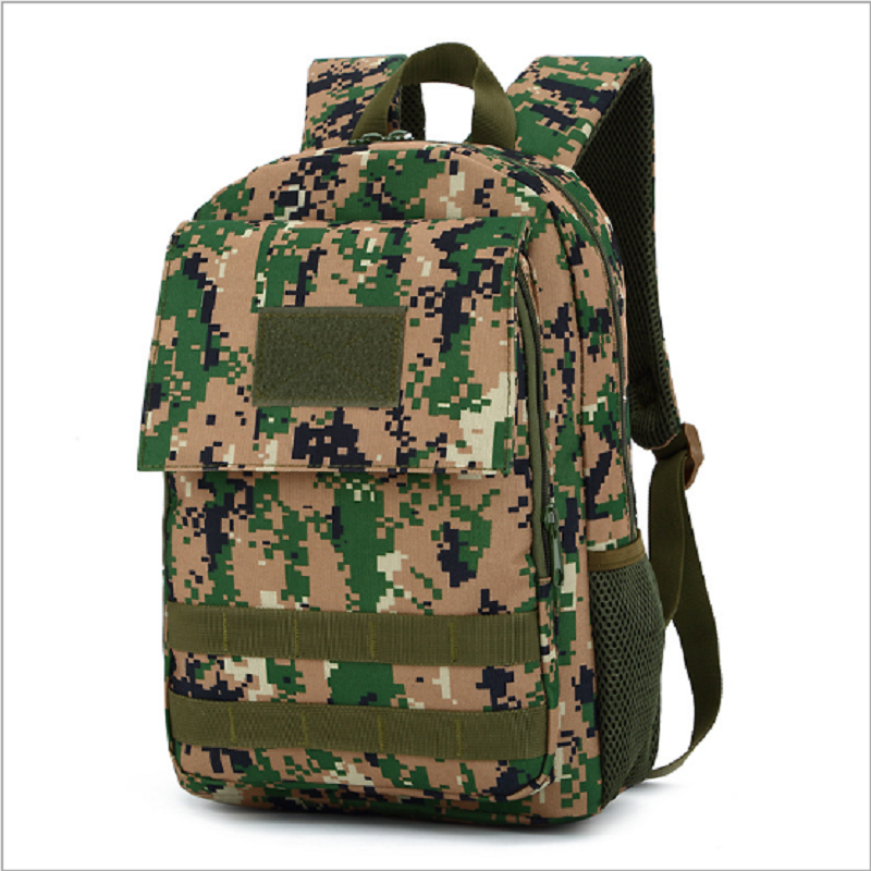 Gym Bag Outdoor Backpack Military Fan Camouflage Backpack Men And Women Waterproof Backpacks Tactics Travel Bag Fitness Sports B