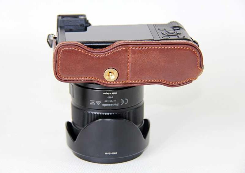 Cámara De Goma De Silicona Funda Cubierta Protectora FR DSLR Canon GX7II G7X Mark II