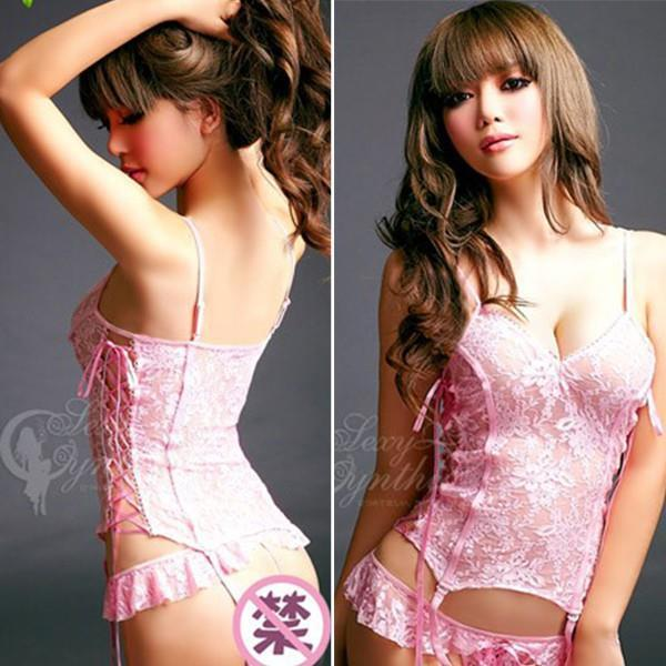 Aliexpress Com Buy Hq Sexy Lingerie Women Lace Dressg String Underwear Nightdress From Reliable Sexy Lingerie Suppliers On New Garden