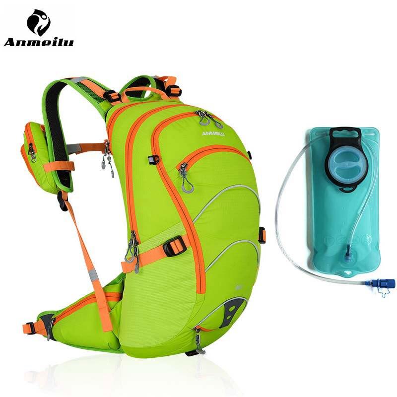 Waterproof Cycling Motorcycle Backpack 2L Water Bag Outdoor Sports Climbing Riding Cycling Travel Bag Sport Rucksacks