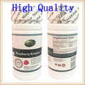 4 bottles/lot keep body product for women beauty health nature supplement raspberry ketone capsules free shipping
