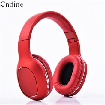 Bluetooth Headphones Wireless Bass Stereo Headphone with Microphone 3D Surround Bluetooth Earphone Wireless Headset