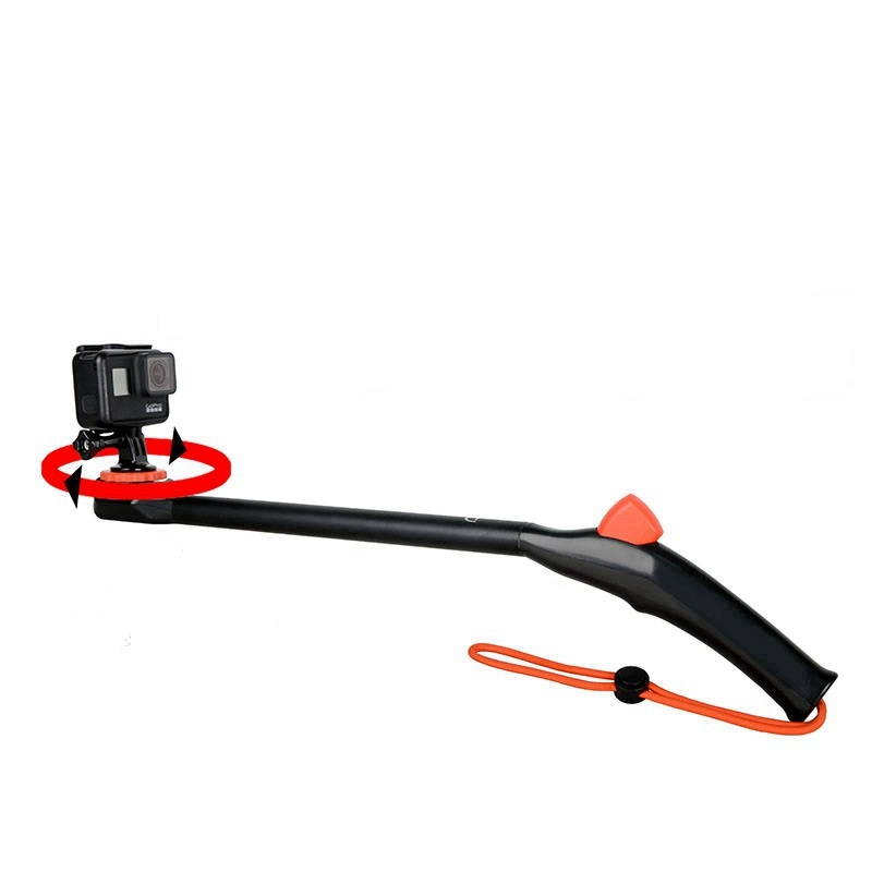 Swivel Selfie Stick for GoPros SJCAM Smartphones and Sony Action Cameras