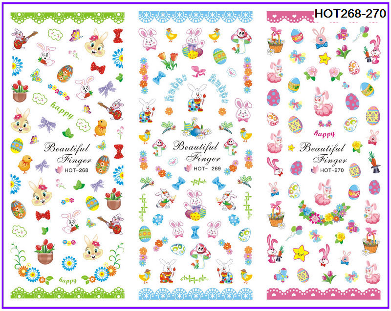 Popular Easter Stickers-Buy Cheap Easter Stickers lots from China ...