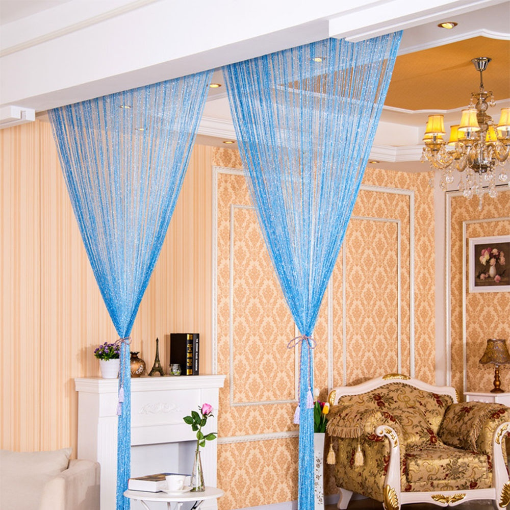 popular silver curtains-buy cheap silver curtains lots from china