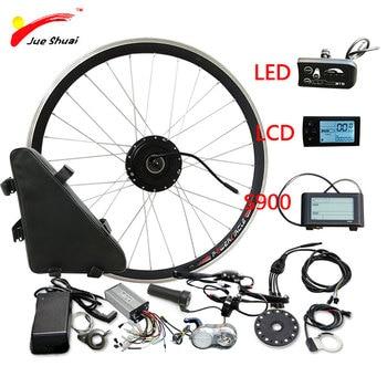 Batería de 36v y 21ah para bicicleta eléctrica, Kit de conversión de...