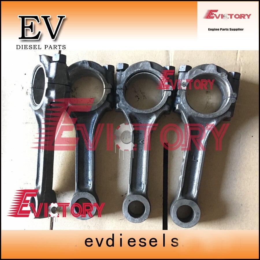 For Mitsubishi K4C k3c CONNECTING ROD+CON ROD 1PC rod     -
