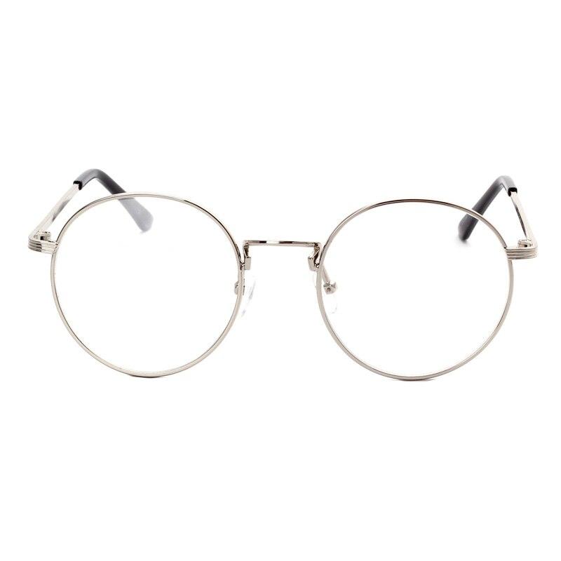 Métal Demi-Cadre Unisexe Myopes Myopie Lecture Lunettes Demi Jante Alliage Myopes Glasses10pcs/lot B24701-B24710