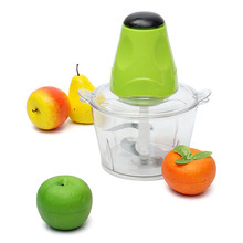 Multi-Functional Household Electric Automatic Home Kitchen Meat Grinder Vegetable Cutter Blender Food Cooking Mixer