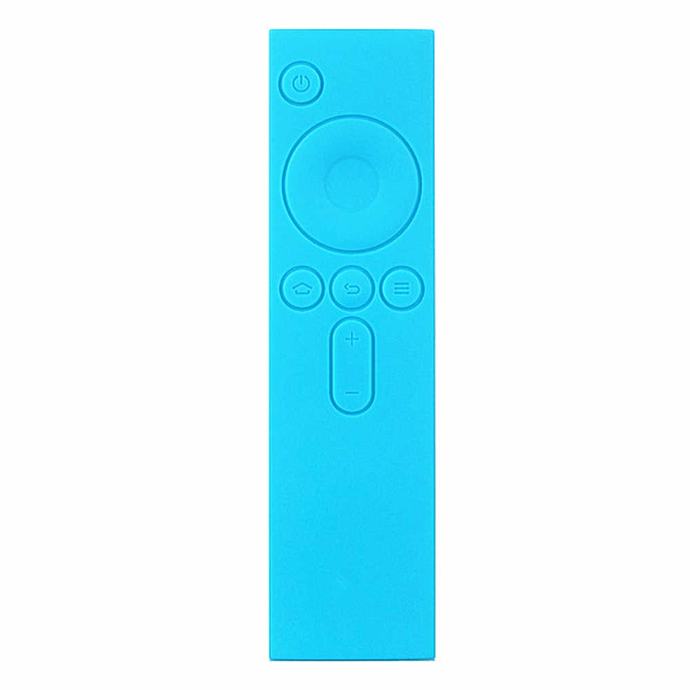 Soft Silicone TPU Protective Case Remote Colorful Rubber Cover Case for Xiaomi Remote Control Mi TV Box