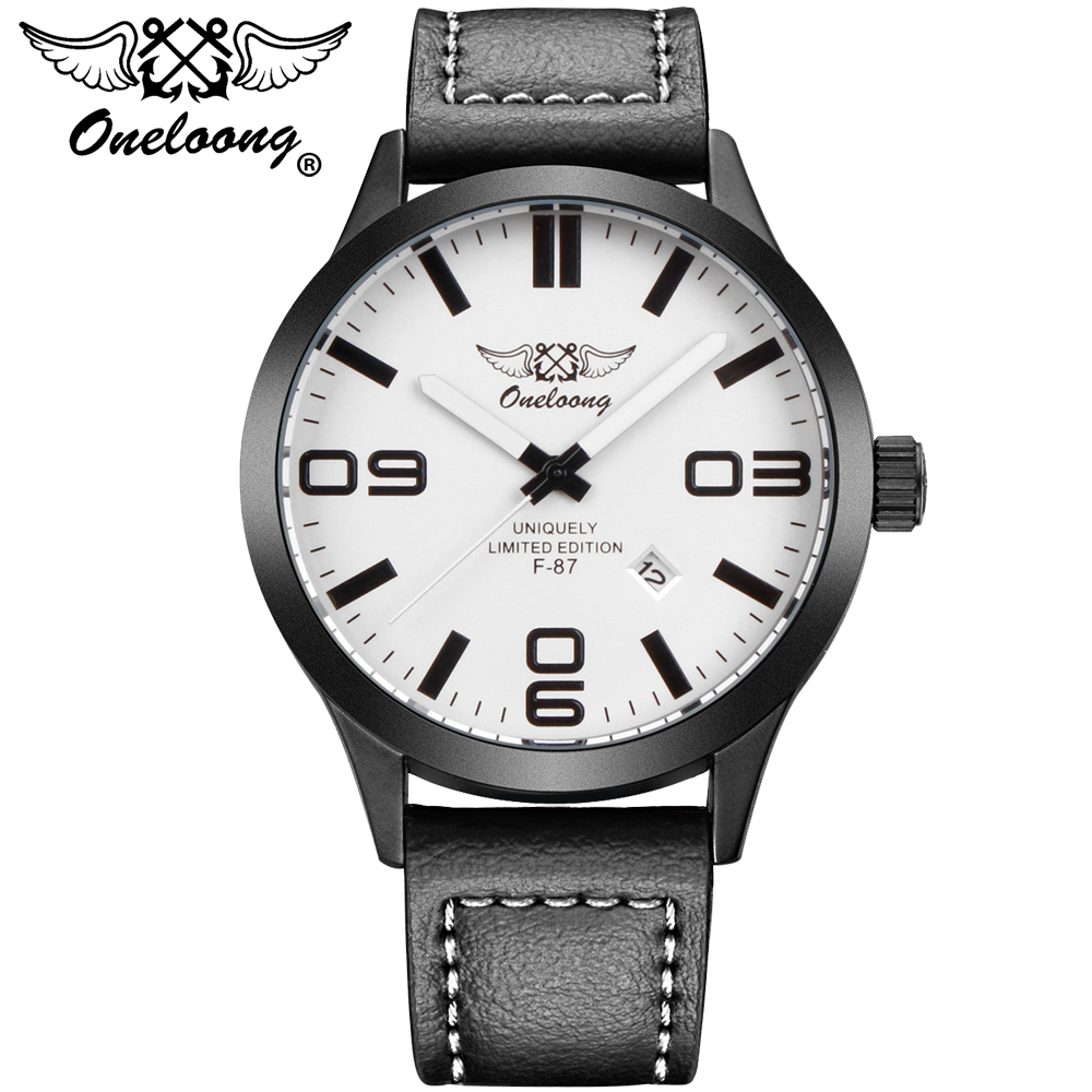 Relogio Masculino Mens Watches font b Top b font Brand font b Luxury b font Oneloong