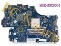 Para acer aspire 5251 5551 5552 mbr4u02001 new75 la-5911p amd socket fs1 con chip gráfico