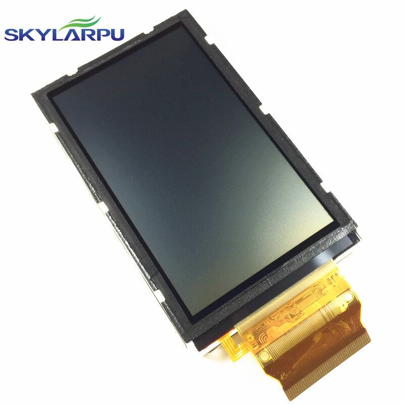 skylarpu 3.0 inch LCD screen for GARMIN COLORADO 400 400i 400c 400t Handheld GPS LCD display screen panel Repair replacement skylarpu 3 0 inch lcd screen for garmin colorado 400 400t gps lcd display screen with touch screen digitizer repair replacement