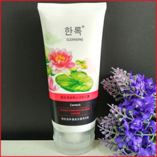 Flowers Essence Cleanser Oil Control Deep Clean Hydrating Moisturizing Whitening Purifying Acne Remove Face Cleanser 160g J4011