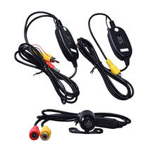 Cls Car Reverse Rearview Back Up Camera Wireless Kit Aug 10