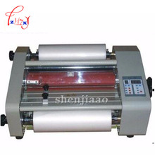 FM360 110v/220v A3 paper laminating machine Four Rollers laminator worker card,office file laminator