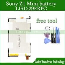 2300 mAh Batterie for Sony XPERIA Z1 Compact Z1 Mini M51W D5503 Original 2300mAh Li Polymer LIS1529ERPC 120562 free tool