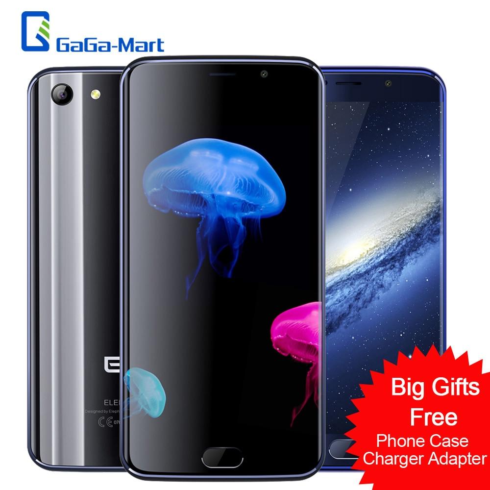 bilder für Neue Elefon S7 4G Smartphone Android 6.0 Helio X20 Deca Core 4 GB + 64 GB 13MP 3000 mAh Fingerabdruck 5,5 zoll 1080 p JDI FHD Handy
