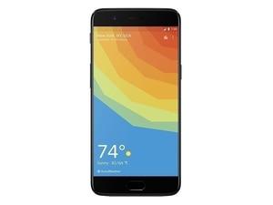 "Image 1 - New Unlock Original Version Oneplus 5 Smartphone 5.5"" 8GB RAM 128GB Dual SIM Card Fingerprint Dual Back Camera Mobile Phone"