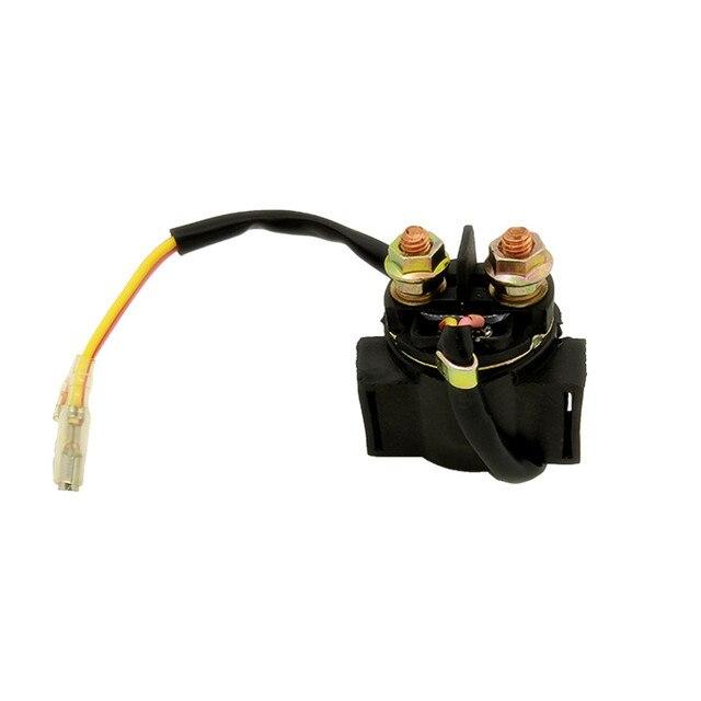 For CG125 ZJ125 CG ZJ 125 125cc Motorcycle Starter Solenoid Relay 2 on wiring a fuel gauge, wiring a rectifier, wiring a thermostat, wiring a window motor, wiring a blower motor, wiring a switch, wiring a third brake light,