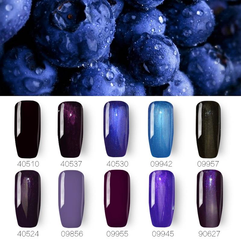 10 unids Gel de uñas Polaco Nail Art Set UV Gel Kit de manicura Gel - Arte de uñas - foto 3