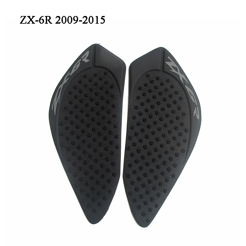 Motorcycle Accessories & Parts Motorbike Accessories Mtimport Zx6r Zx 6r Zx-6r Anti Slip Tank Pad Side Gas Knee Grip Traction Pad Sticker Decals For Kawasaki Zx-6r 2007 2008