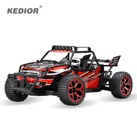 1 18 Highspeed Racing Remote Control Nitro Cars 2 4Ghz 4WD Drift Off Road Buggy RC