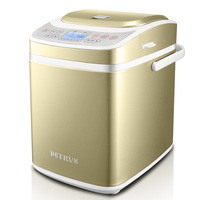 PE8870 Computerized Electric Bread Making Machine Home Automatic Multifunctional Intelligent Fruit Sprinkle Cake Bread Maker